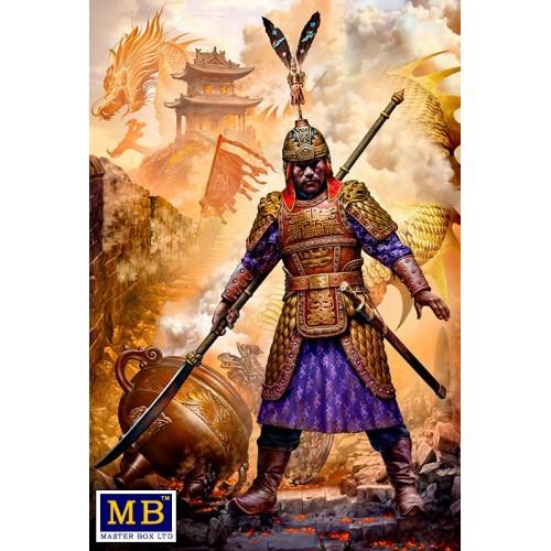 Zhu Yuanzhang(Batalla de Nanjing, 1356) -1/24- Master Box 24059