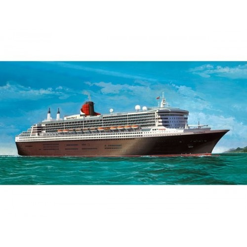 CRUCERO QUEEN MARY 2 (Platinum Edition) -1/400- Revell 05199