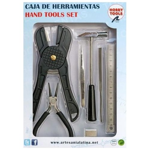 KIT CAJA HERRAMIENTAS Nº 1