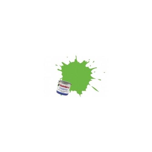 PINTURA ESMALTE VERDE LIMA BRILLANTE (14 ml)