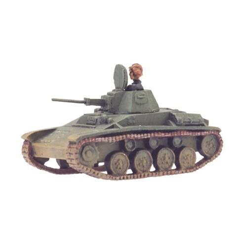 CARRO LIGERO T-60 (1942)