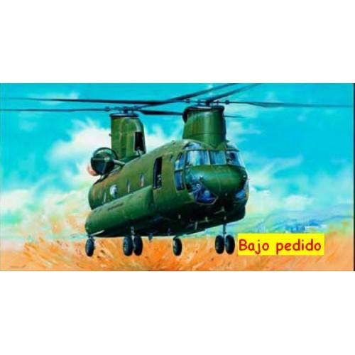BOEING VERTOL CH-47 D CHINOOK - Trumpeter 05105