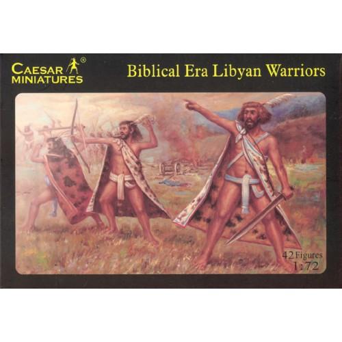 GUERREROS LIBIOS
