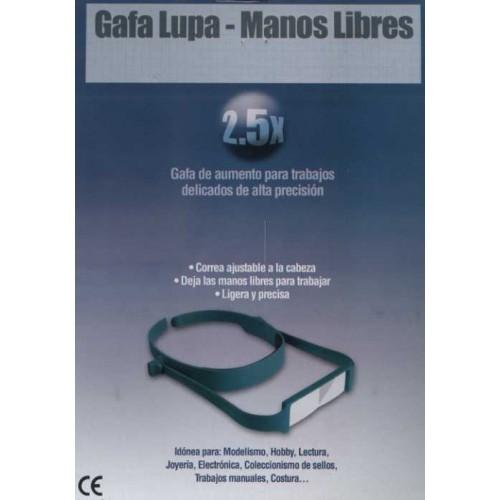 GAFA LUPA PRECISSO 10081