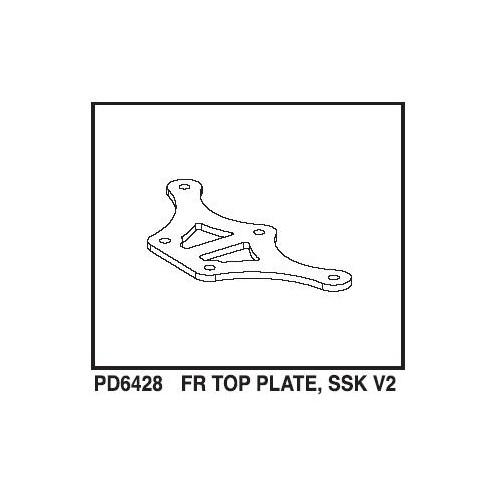 PLACA SUP SALVASERVOS SSK V2