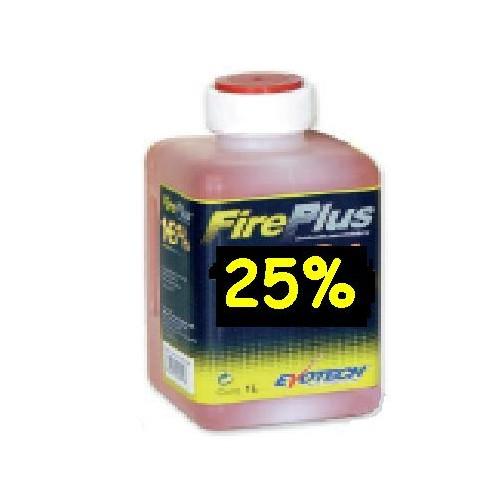 COMBUSTIBLE COCHE 25% 1 LITRO