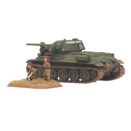 CARRO DE COMBATE T-34/76 (MARIYA OKTYABR