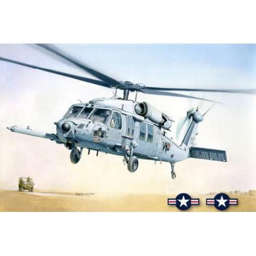 SIKORSKY MH-60K BLACKHAWK - Italeri 2666