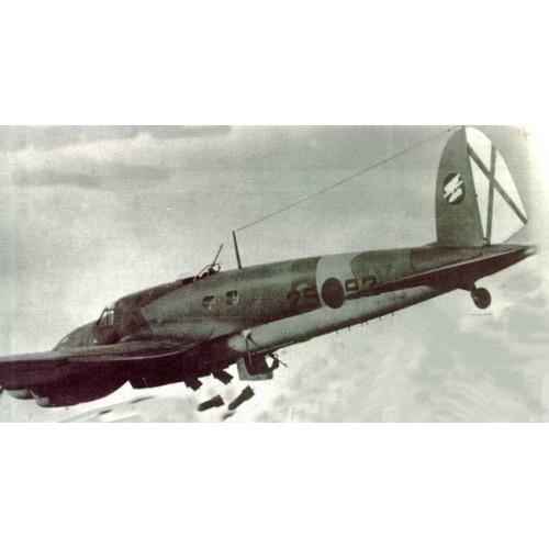 HEINKEL HE-111 C - escala 1/72