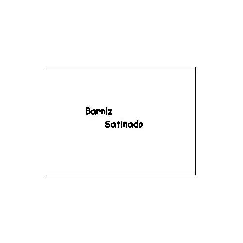 ESMALTE BARNIZ SATINADO Nº1135
