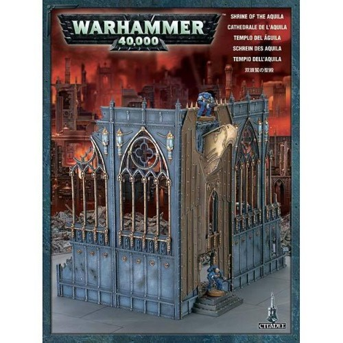 SECTOR IMPERIALIS RUINS - GAMES WORKSHOP 64-39
