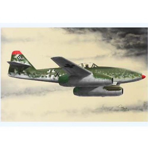 MESSERSCHMITT Me-262 A-2a - Trumpeter 01318