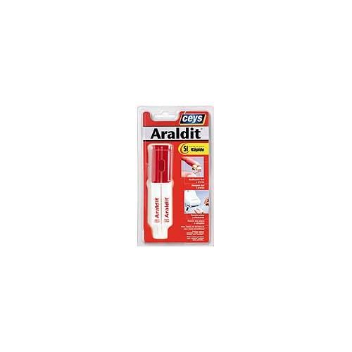 PEGAMENTO EPOXICO DOS COMPONENTES ARALDIT (24 ml)