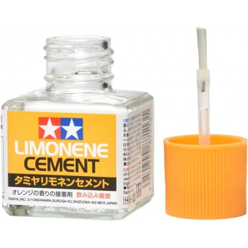 PEGAMENTO PARA MAQUETAS  LIMON  (40 ml)