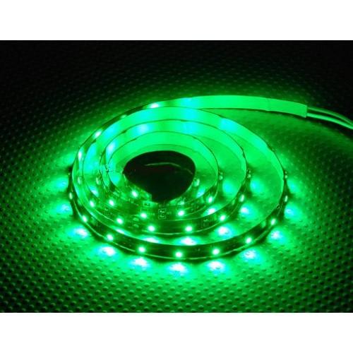 TIRA DE LED VERDE (1 metro) 12v