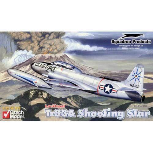 LOCKHEED T-33 A SHOOTING STAR