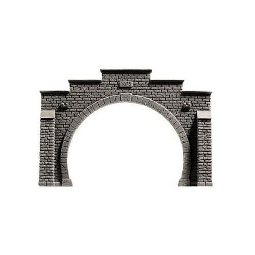 BOCA DE TUNEL DOS VIAS (123 x 85 mm) N