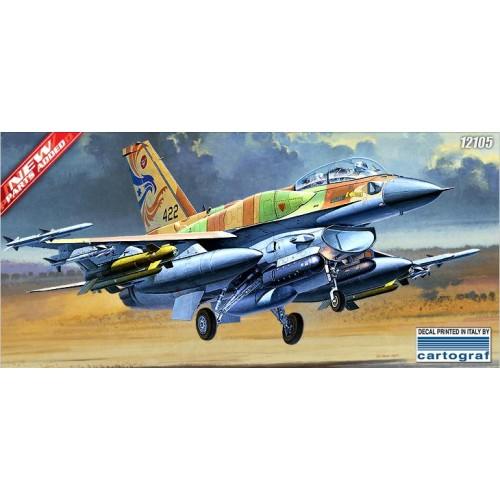 LOCKHEED MARTIN F-16 I SUFA 1/32 - Academy 12105