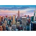 PUZZLE 1000 pzas. MIDTOWN MANHATTAN, NEW YORK