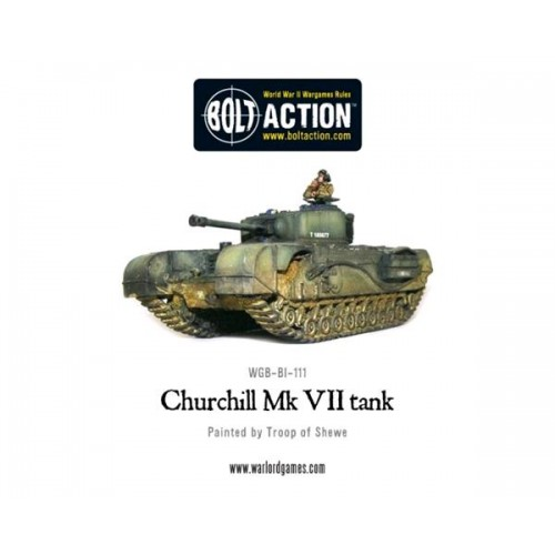 CARRO DE COMBATE CHURCHILL MK-VII