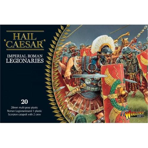 LEGIONARIOS ROMANOS & SCORPION - Warlord Games WGH-IR-01