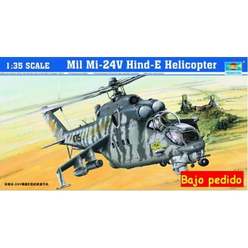 MIL MI-24 V HIND-E -1/32- Trumpeter 05103