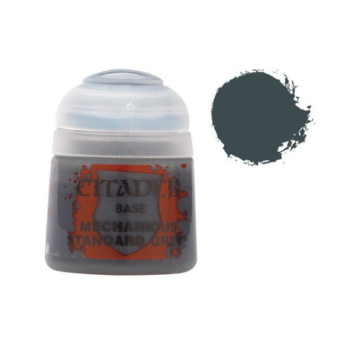 PINTURA ACRILICA BASE MECHANICUS STANDARD GREY (12 ml)