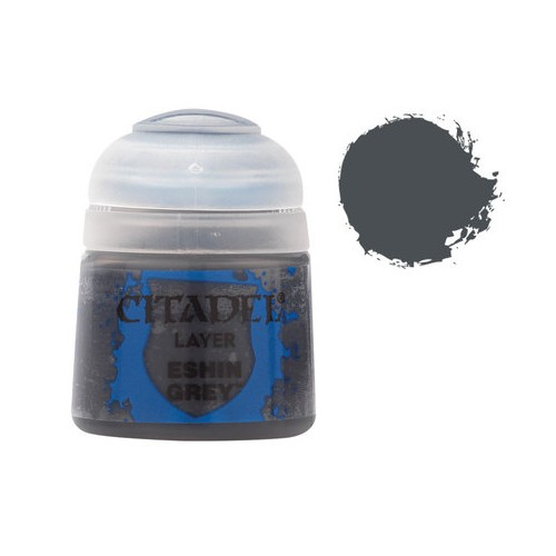 PINTURA ACRILICA ESHIN GREY (12 ml)