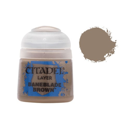 PINTURA ACRILICA LAYER BANEBLADE BROWN (12 ml)