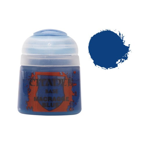 PINTURA ACRILICA BASE MACRAGGE BLUE (12 ml)