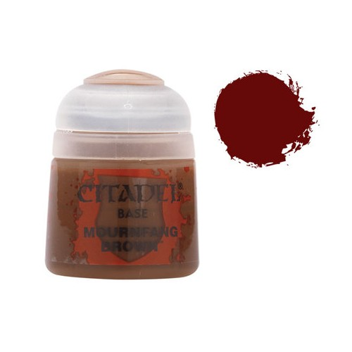 PINTURA ACRILICA BASE MOURNFANG BROWN (12 ml)