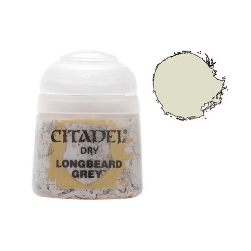 PINTURA ACRILICA LONGBEARD GREY (12 ml)