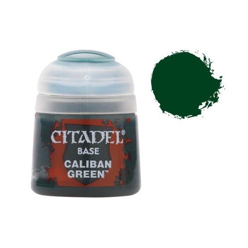 PINTURA ACRILICA BASE CALIBAN GREEN (12 ml)