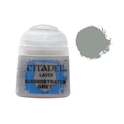 PINTURA ACRILICA LAYER ADMINISTRATUM GREY (12 ml)