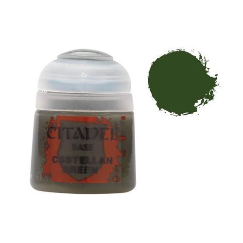 PINTURA ACRILICA BASE CASTELLAN GREEN (12 ml)