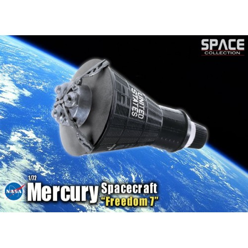 MERCURY: CAPSULA FREEDOM 7 1/72