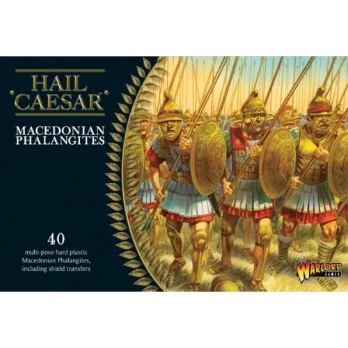 FALANGE MACEDONIA (40 Figuras) -1/56- Warlord Games WGH-MC-01
