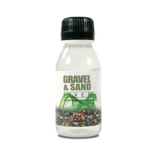 FIJADOR PARA GRAVAS Y ARENA (100 ml)