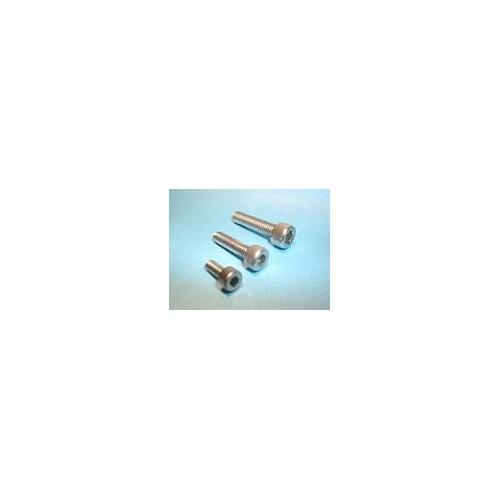 TORNILLO CABEZA CILINDRICA ALLEN (3 x 12 mm) 10 unidades