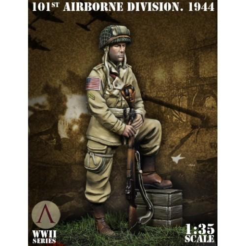 PARACAIDISTA U.S. ARMY (Normandia 1.944)