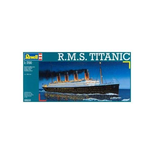 TRANSATLANTICO R.M.S. TITANIC -1/700- Revell 05210