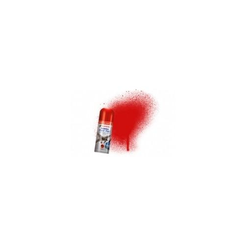SPRAY ACRILICO ROJO FERRARI BRILLANTE (150 ml) - Humbrol AD6220