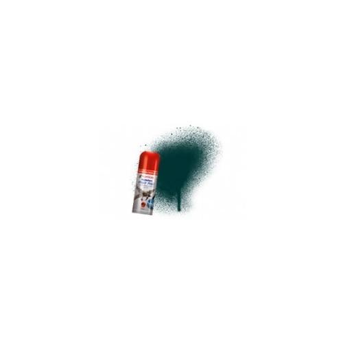 SPRAY ACRILICO VERDE RACING BRITANICO BRILLANTE (150 ml) - Humbrol AD6239