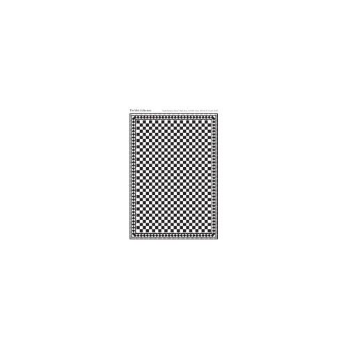 SUELO BLANCO Y NEGRO (400 x 285 mm)