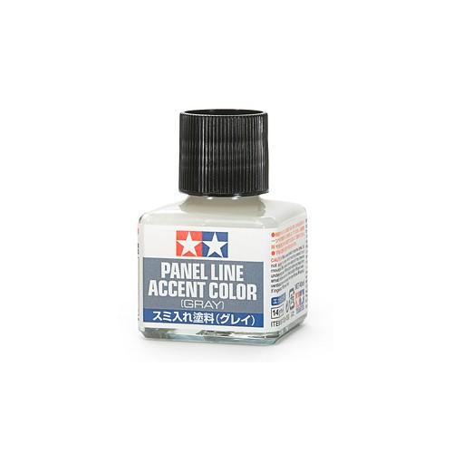 PINTURA ACRILICA PARA PANELADO GRIS (40 ml)