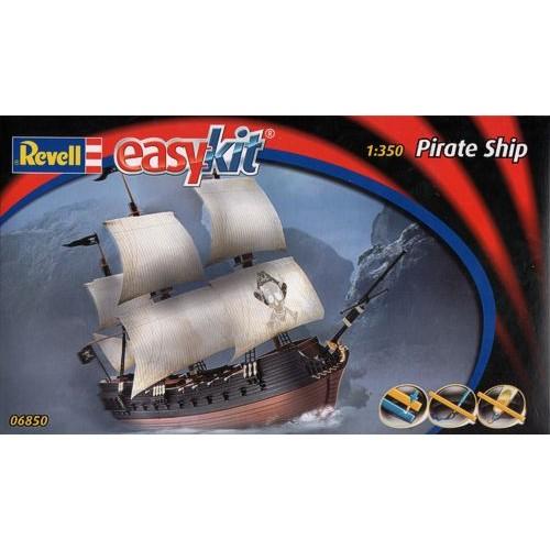 BARCO PIRATA EASY KIT - Revell 06850
