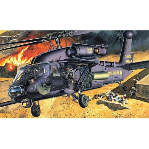 SIKORSKY AH-60 L DAP BLACK HAWK - Academy 12115 - 1/35