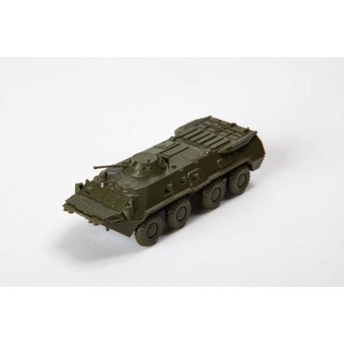 TRANSPORTE DE TROPAS BTR-80 1/100