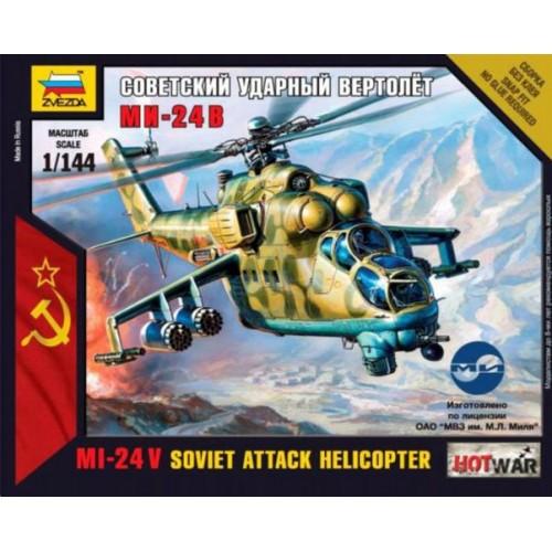 MIL MI-24 V HIND