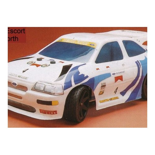 CARROCERIA FORD SCORT COSWORTH 1/8 (SIN PINTAR)
